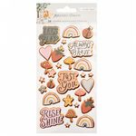 Crate - Magical Forest - Puffy Stickers (351013)